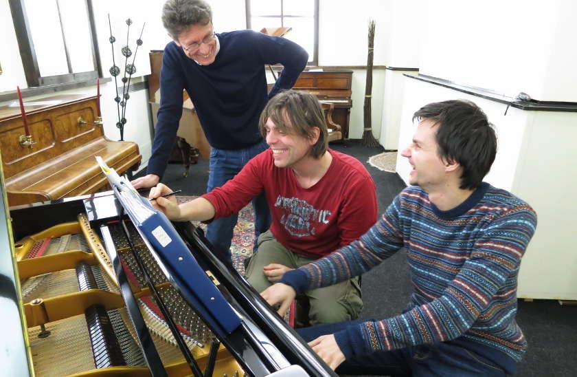 Songwriting-Workshop mit Gerd Pölzl