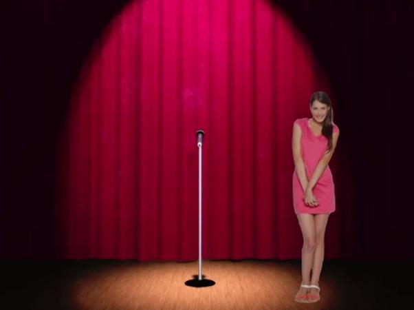 Auftreten - Schüchternheit - Werden Sie ein Sänger